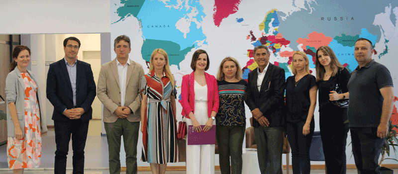 IBC-M signed a MOU with South East European University