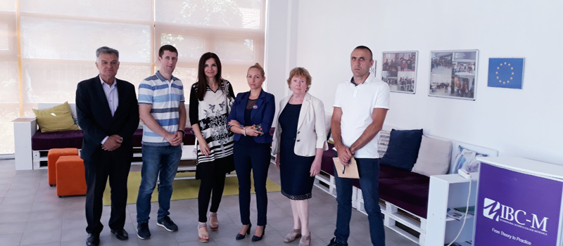 ALFA BK University visit in IBC-M