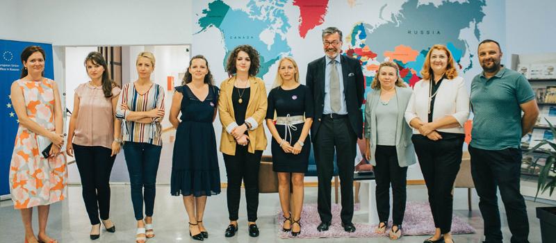 IBC-M welcomed German Ambassador Christian Heldt and his team