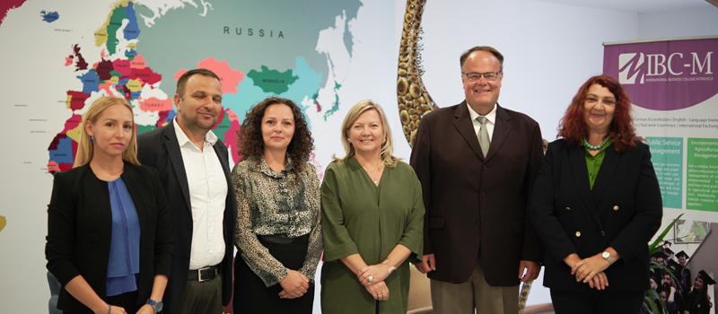 Finnish ambassador visit