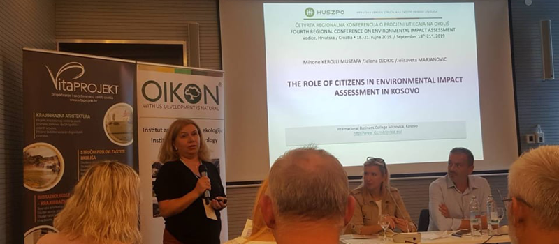 4th REGIONAL CONFERENCE OF ENVIRONMENTAL IMPACT ASSESSMENT