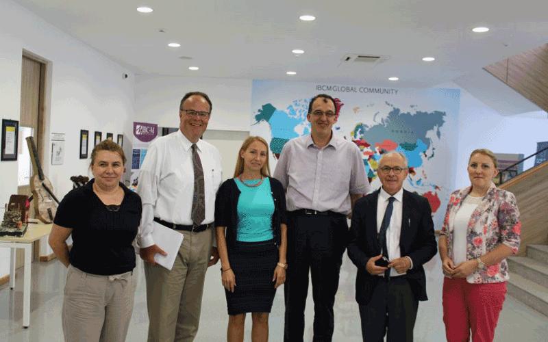 IBC-M është duke organizuar vizitën e parë të Bordit të Drejtorëve