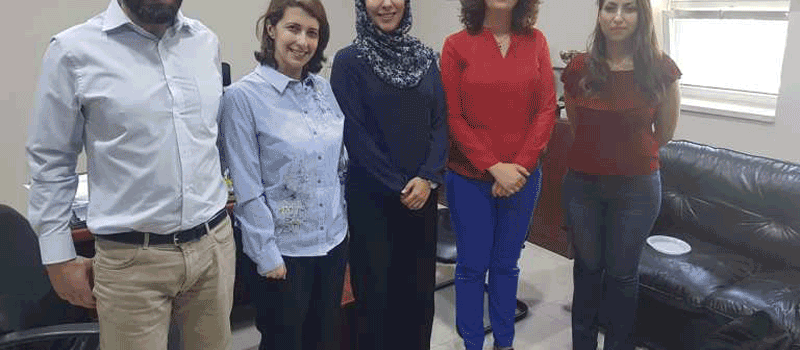 IBCM shares best practices in Jordan