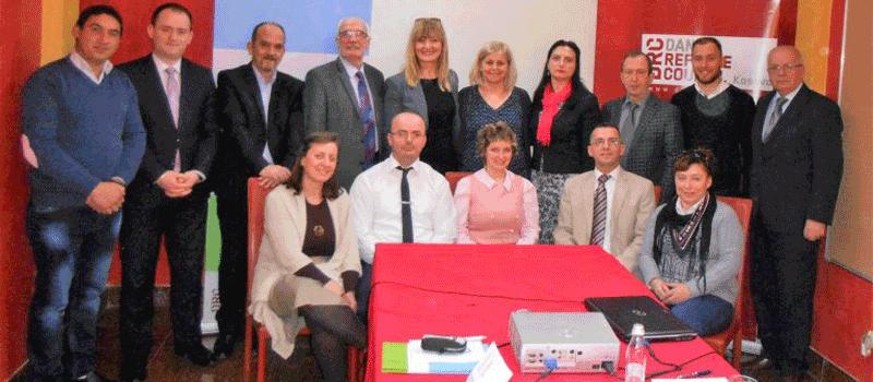 IBCM vazhdon bashkëpunimin me Këshillin Danez për Refugjatë