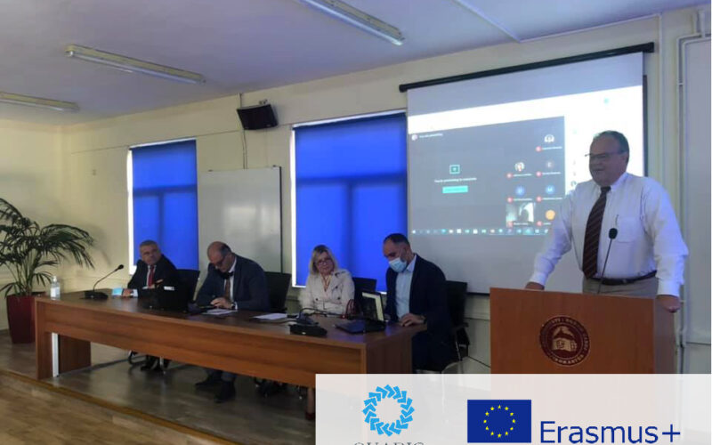 IBC-M joins a three-day training session in Gjirokastra.