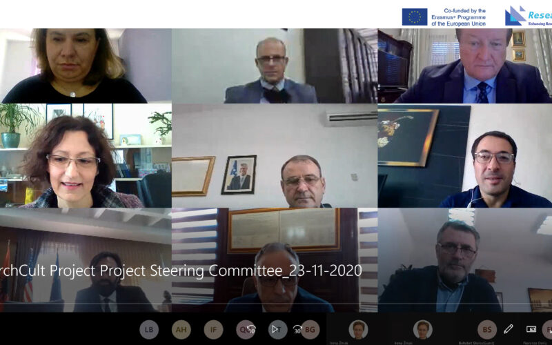 RESEARCHCULT PROJECT STEERING COMMITTEE MEETING