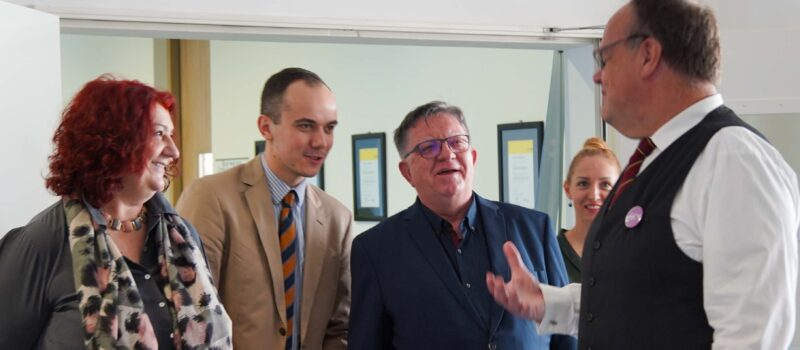 IBC-M  hosts a delegation from the Polonia University from Czestochowa