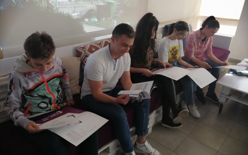 The first round of English Preparatory Classes (EPC) have been completed