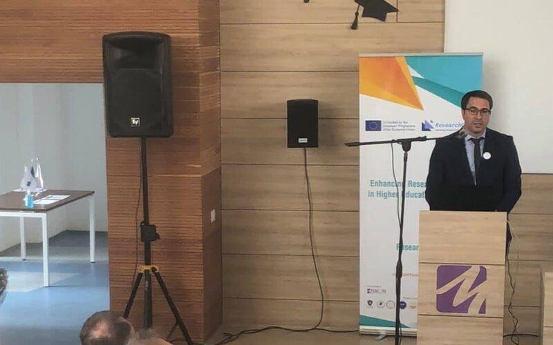 Launch of the Assessment Report  Current state of research capacities in Kosovo universities