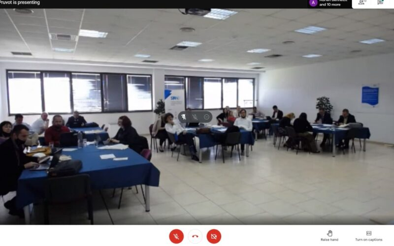 Happening NOW – STAND – Analysis of the State of Play Workshop