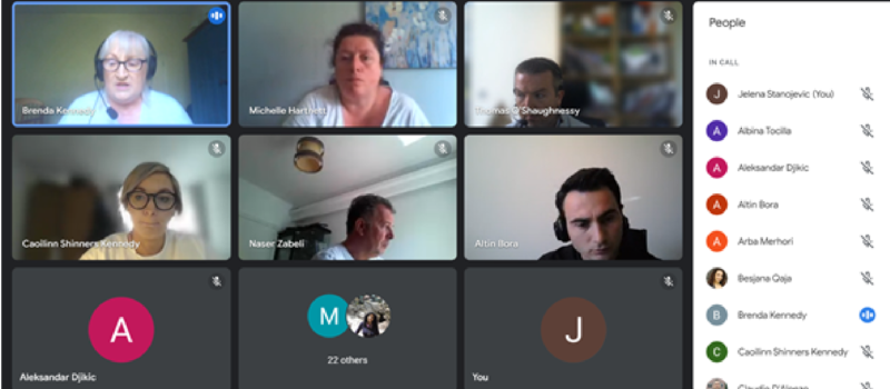 Online workshop within the IDEA ERASMUS+ project