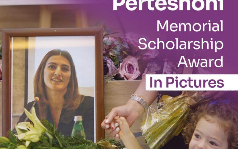 Dardana Perteshoni Memorial Scholarship Award Ceremony